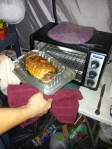 Butterball, light and dark meat turkey roast.  Perfect toaster size!