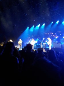 Mumford and Sons August 29, 2013